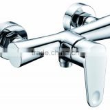 Europe style bathroom shower mixer without shower set/ Modern style bath shower mixer/Single lever brass shower mixer