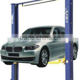 4.0T Double-cylinde Hydraulic Clear Floor two post car hoist