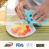 Food Grade Custom 100% Silicone Ice Cube Tray