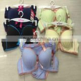 1.93USD Factory Supply Directly Hot High Quality Push Up Beautiful Yough Girl Sexy bra panty for men/32-36B Cup(gdtz074)