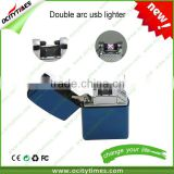 hot new products for 2015 lighter Cool design double arc lighter ocitytimes