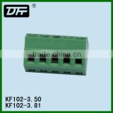 Factory price hotsell euro green terminal block