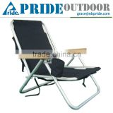Wholesale Furniture Beach Chair Storage Foldable Outdoor Folding Reclining Beach Chair                                                                         Quality Choice
