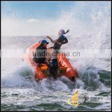 CE Approved Portable Boat 0.9mm/1.2mm PVC Inflatable Boat Rubber Dinghy