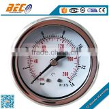 (YTN-60D) 60mm standard diameter single pointer dial style low pressure cheap price boost gauge