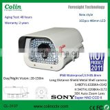 New style cctv Auto zoom camera with flexible lens size