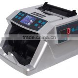 H-6800Mix note counting/value/sorter/UV/MG/IR bill counter/money counting machine