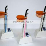 2013 NEW type dental led curing light cure unit double color lights