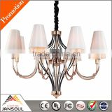 JANSOUL hot selling new design bird cage chandelier