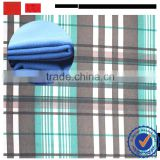 2016 superior grade polyester quality fabric supplier TR velvet / cashmere / brushed printed fabrics for fashion winter coat