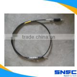Truck Accelerograph pull, Throttle cable,DZ93189575006 shacman Throttle cable, shacman F2000 F3000 Spare parts. shanxi truck