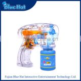 Latest customized toy soap bubble water gun for kids