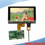 5inch raspberry kit lcd+capacitive touch+hdmi board