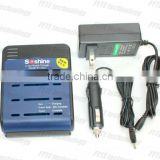Soshine SC-S1 max III Li-ion battery charger for 3.0V 4 channels