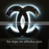 Punching LED Sign Letter Back-Lit Light LOGO