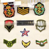 Custom High Quality 3D embroidery patch,3d embroidered patch,wholesale brands patch for clothing