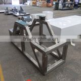 OEM high quality stainless steel sheet metal fabrication welding serive of support Frame part