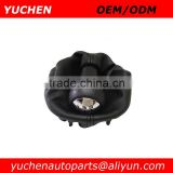 YUCHEN Car Shift Gear Knob With Leather Boot Cover For Peugeot 106 205 206 306 406 207 307 407