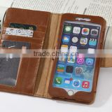 Swish PU Leather Book Vintage Case For iphone 6 plus 6s plus