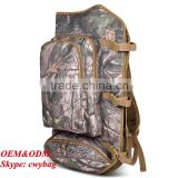 Large Capactiy Camoflage outdoor bow and arrow case bag tactical tool backpack for hunting camping