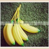 Hotselling Promotional Inovative Design Banana Shape Silicone Coin Purse Cheap Price silicone purse Unisex