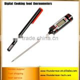 New Digital Cooking Food Probe wireless bbq thermometer