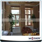 Inquiry about Moser brand double glaze casement window
