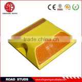 reflective warning ABS, AS+ glass fiber road stud/spike safety products                                                                         Quality Choice