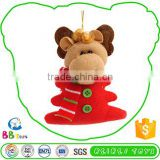 Novel Product Competitive Price Custom Made Soft Plush Toy Christmas Music Dolls