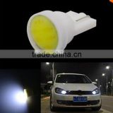T10 COB 2W High Power LED Car Door Lamps Indicator Light Reading Light License Plate Light white red yellow blue green w5w led