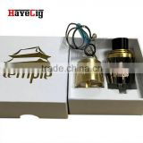 Hardware tool 26650 mechanical mod Temple rda atomizer from China
