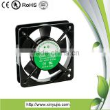 High performance 110mm 11025 110x110x25.5mm exhaust fans 110v 120v 220v 240 CE UL RoHS approved