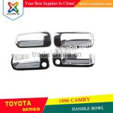 TOYOTA CAMRY 1992-1996 CHROME HANDLE BOWL CAR ACCESSORIES