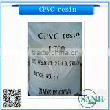 Manufacturer of CPVC Resin J-700 for Pipes and Fittings