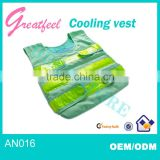 unisex ice vest with the good reputation from Shanghai cool vest
