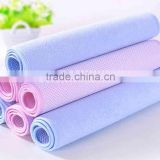 Top Quality Cute Printed Terry Diaper Cotton Waterproof Padded Softextile Baby Changing Mat