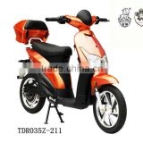 fashionable design 48v 500w pedal mopeds for sale