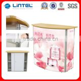 marketing advertise counter table stand display