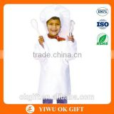 kids aprons and chef hats,kids chef hat and apron,kids chef set