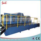 Hot brand sisal combing machine Sail best fabric carding machine