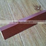 high quality wood pvc corner for decoration