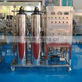 ro mobile water treatment plant, deionized water
