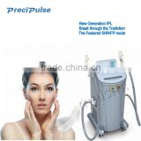 Hot Product 2016 SHR IPL Hair Removal Machine Shrink Trichopore E Light Ipl Rf Beauty Equipment Hair Removal Wax 515-1200nm