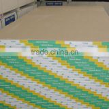 Gypsum Board for interior decorative wall panel