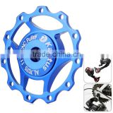 Kactus A10 11T Guide Roller Wheel Rear Derailleur Pulley Aluminium Alloy for SHIMANO SRAM / 7 / 8 / 9 / 10 Speed