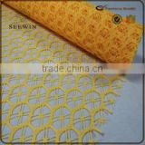 Lemon mesh for flower wrapping, home decoration ,ribbon mesh