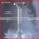 INQUIRY ABOUT Acrylic Wedding Columns WC08