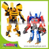 Most popular plastic deformation robot toy 12 year old birthday gifts for kids