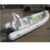Rigid Inflatable Fishing Boats for Sale 5.2m RIB520C PVC or Hypalon