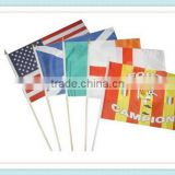 Rainbow Hand flag/ Car Flags Lesbian Gay Pride Cheerleading Competition Product